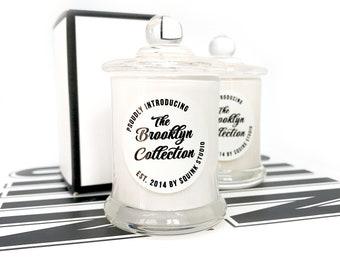 Opaque Mini Maison Candle