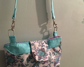 The Sweetheart Bag, eyecatching, butterfly feature