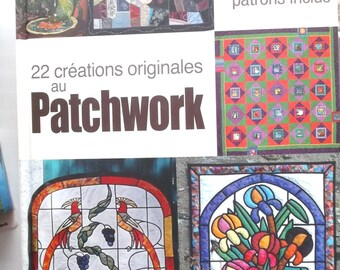 Book 9 - 22 achievements in PATCHWORK with diagrams and templates