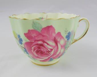 Paragon Orphan Tea Cup, Pink Rose, Replacement Tea Cup, Teacup ONLY, No Saucer