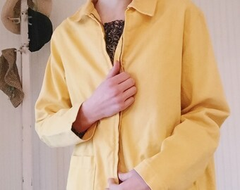 Vintage Yellow Jacket