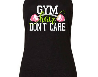 Gym Shirts - Gym Tanks - Workout Tank - Exercise Tank - Exercise Clothing - Running Shirt - Gifts for her - Workout Tanks for Women - Tank