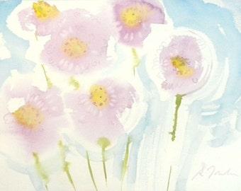 Fresh Pick No.199, 11x15, original watercolor