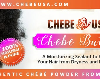 Chebe Butter - A whipped butter with authentic Chebe for those that are not able to use Chebe the traditional way - 16 oz