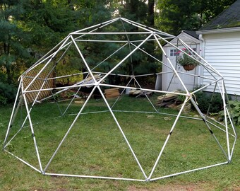 V2 Geodesic Hammock Dome