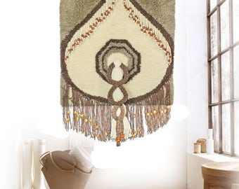 Affection tapestry wall Tapestry mural handmade wool new