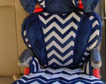 Car Accessory, Booster Seat Replacement, Booster seat cover, Graco Turbo Booster seat,