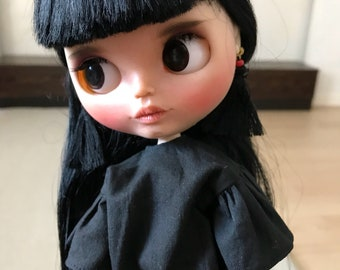 SOLD! Don't buy!!Custom My little muses Blythe doll OOAK free shipping!!
