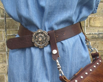 Belt Attachment for Hip Bag, Hip Purse Accessory