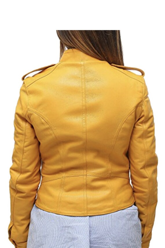 Women's Women's Jacket Leather Women's Leather Leather Jacket Jacket wIqZOZ