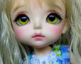 BJD Eyes 8mm 10mm 12mm 14mm 16mm 18mm Acrylic Realistic Eyes AB0355