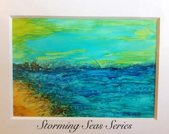Stormy Seas Series