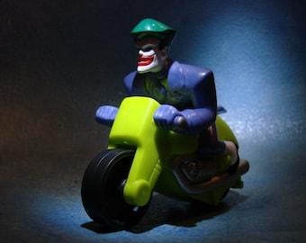 Batman Beyond J-Man Figurine Motorcycle Jokerz