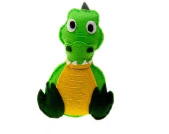 Odile Crocodile pattern - N ° 228