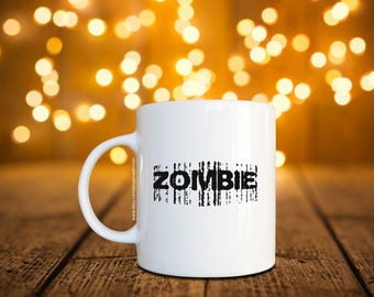 Zombie Coffee Mug / Cup