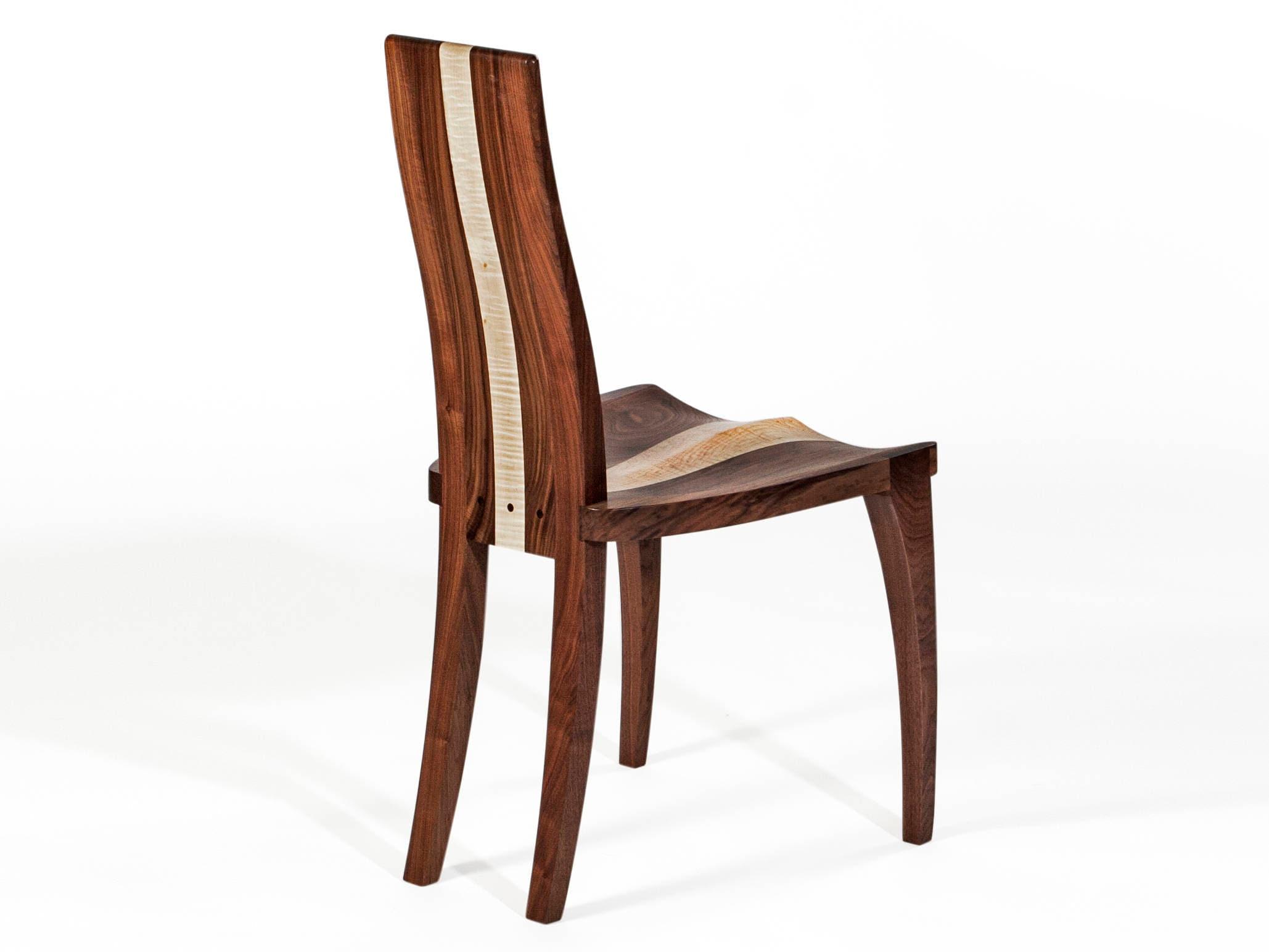 dining chair chair wooden chair kitchen chair handmade