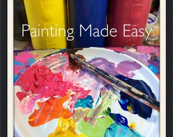 Art Workshop ~ Painting Made Easy (In-person)