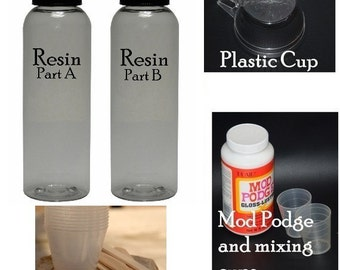 Learn How to Make Your Own Resin Jewelry with this Free Resin Tutorial