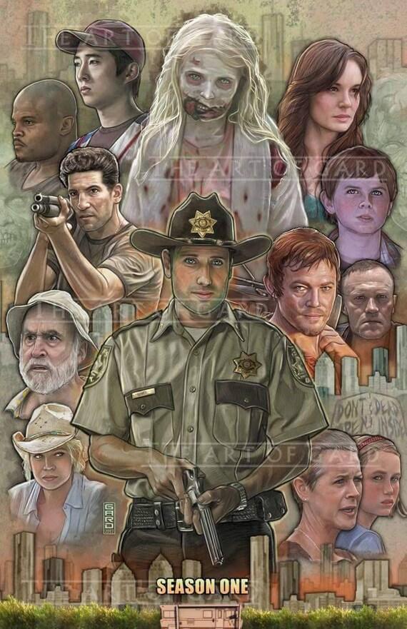 The Walking Dead Season One