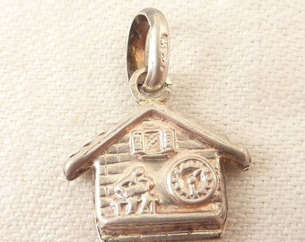 Vintage Sterling Cottage Charm