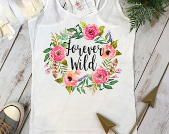 Forever Wild, Wild One Party, Mommy and Me shirts, Mommy and Me Outfits, Four Ever Wild Birthday, Wild One theme, Mom Shirts, Boho Birthday