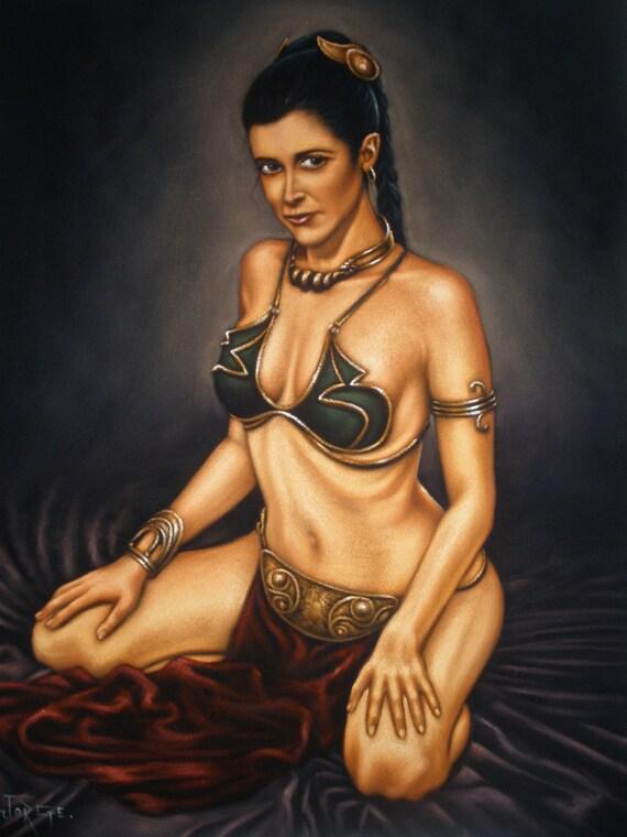 sexy leia star wars