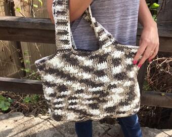 Crochet Tote
