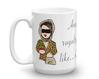 Karen Walker, Will & Grace, Anastasia Beaverhausen Coffee Mug