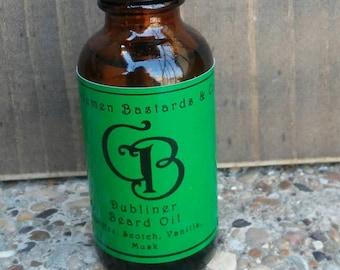 Dubliner beard oil