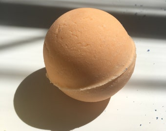 Bath bomb orange dream