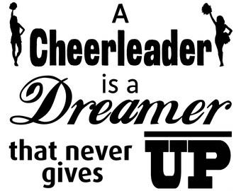 Cheerleaders SVG Cutting File