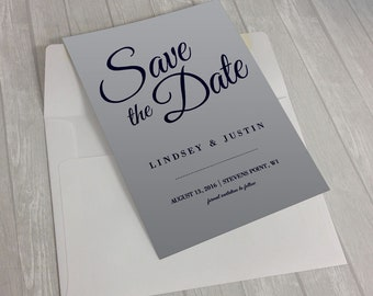 Simple Save-the-Date