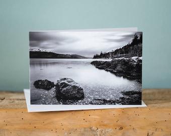 Greetings Card - Loch Linnhe, Scotland - Landscape