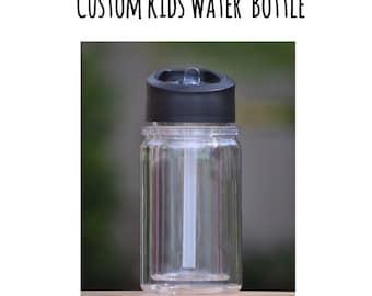 Custom Kids Water Bottle 10oz - BPA free