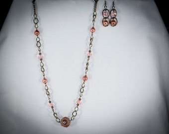 Soft Pinks and Silver - PK16