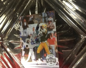 Alvin Harper- NFL trading cards (holo)
