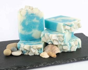 Océano de Icy - jabón hecho a mano