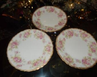 FRANCE LIMOGES DEPOSE Plates
