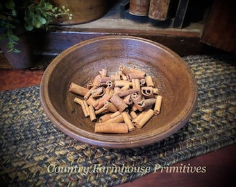 4 Cups Cinnamon Sticks 1'' Bowl Fillers ~ Potpourri ~ Crafting