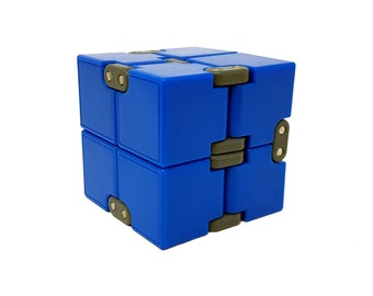 MERLIN - Perpetual Motion Infinity Cube Fidget Toy