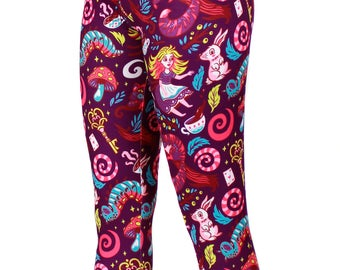 Go Ask Alice Leggings