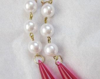 SALE Ruby Tuesday Earrings