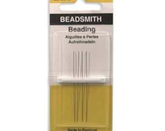 Beadsmith English Beading Needles Size 12 ZB10512