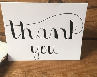 Thank You Cards - Design 3