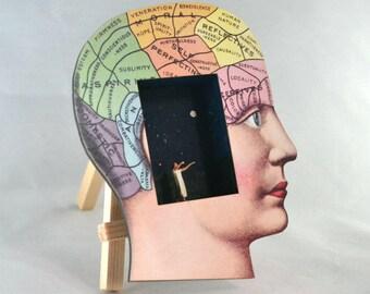 WAKE UP!, Head Shrine, Phrenology Head