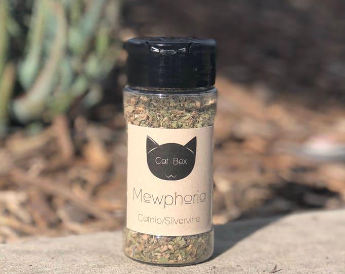 Mewphoria- Blend of Catnip & Silvervine