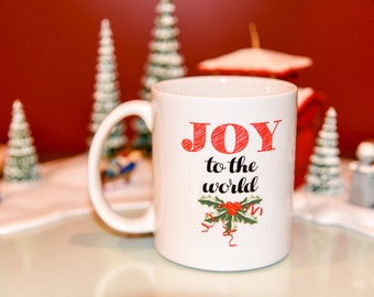 JOY to the WORLD Coffee Mug