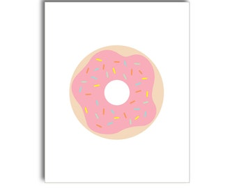 Donut SWEETS Printable