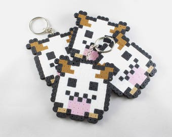 League of Legends Poro Keychain or Magnet | Perler Beads