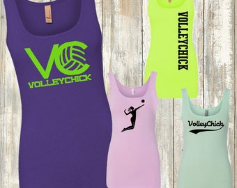 Volleyball Jersey tank